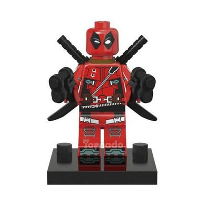Marvel - Comic Universe - Deadpool Minifigure