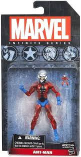 Marvel Infinite - 2014 - Wave 3 - Ant-Man - 3.75 in