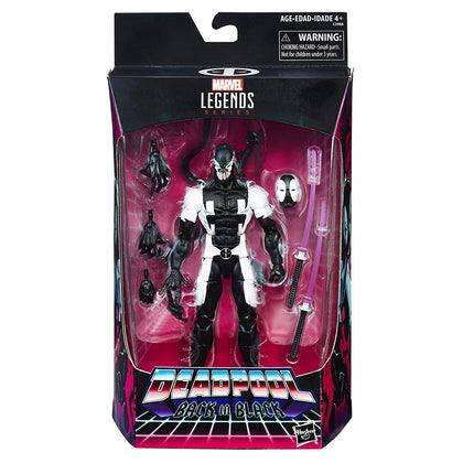 Marvel Legends - Exclusive Deadpool: Back in Black, Venom Symbiote Action Figure (C3988)