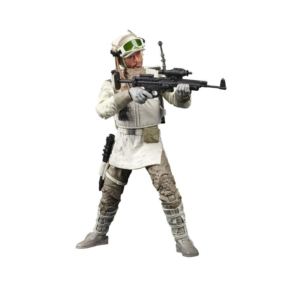 Star Wars - The Black Series - The Empire Strikes Back - Rebel Trooper (Hoth) Action Figure (F0101)
