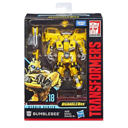 Transformers - Studio Series 18 - BumbleeBee Movie - BumbleBee (E0975)