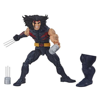 Marvel Legends - X-Men: Age of Apocalypse - Sugar Man BAF - Weapon X Action Figure (E9170)
