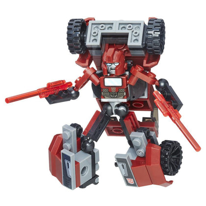 KRE-O Transformers - Kreon Battle Changer - Ironhide (B5586) Building Toy