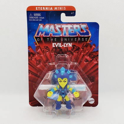 Masters of the Universe Eternia Minis - Evil-Lyn Action Figure