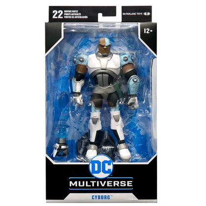 McFarlane Toys - DC Multiverse - Cyborg (Teen Titans) Action Figure