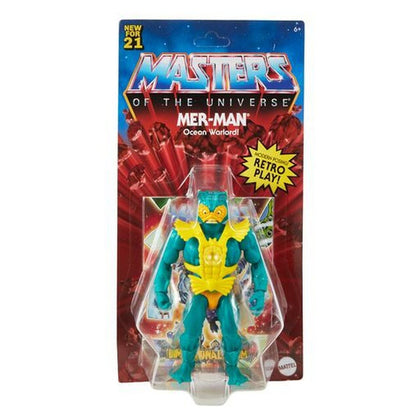 Masters of the Universe Origins - Mer-Man Action Figure