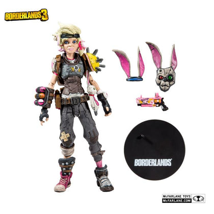 McFarlane Toys - Borderlands 3 - Tiny Tina Action Figure