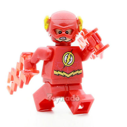 DC Universe - The Flash Comics - The Flash (New 52) Custom Minifigure