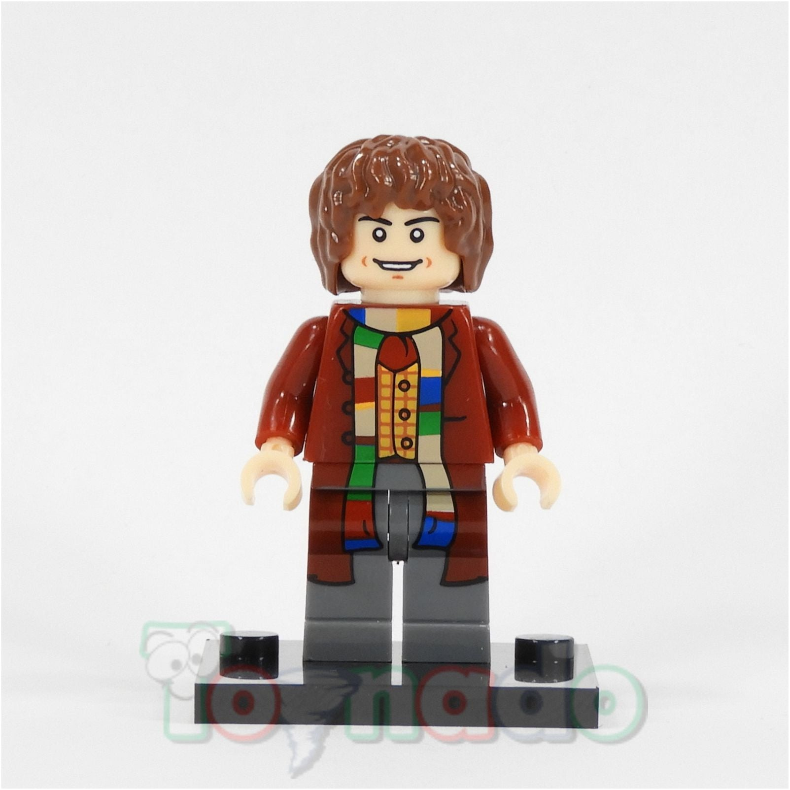 BBC TV - Doctor Who - 4th Doctor (Tom Baker) Custom Minifigure