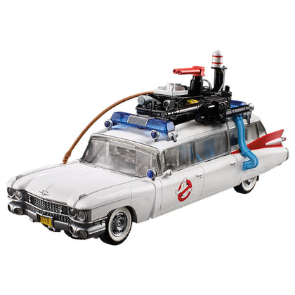 Transformers - Collaborative Mashup - Ghostbusters Ecto-1 - Ectotron (E6017) Action Figure