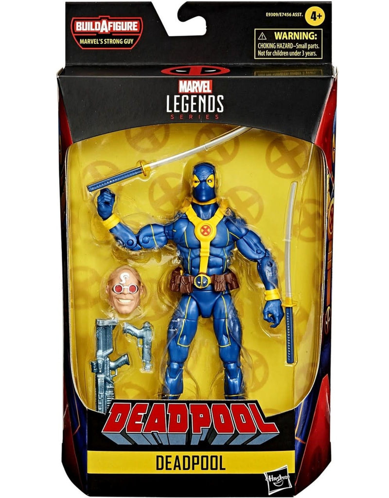 Marvel Legends - Marvel's Strong Guy BAF - Deadpool Action Figure (E9309)