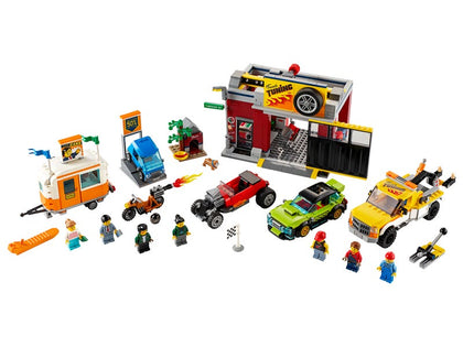 LEGO City - Tuning Workshop (60258) Building Toy