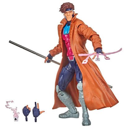 Marvel Retro Collection - The Uncanny X-Men - Gambit (F0866) Action Figure