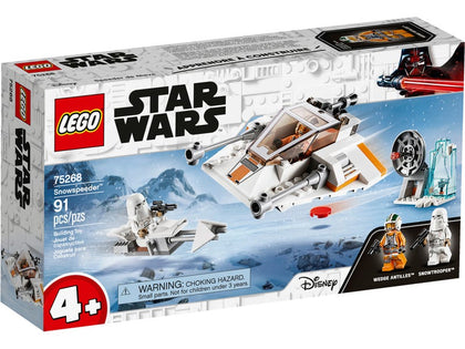 LEGO Star Wars - Snowspeeder (75268) Building Toy