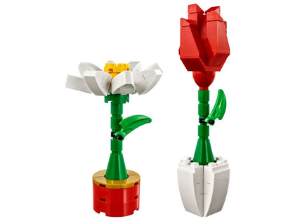 LEGO Creator - Flower Display (40187) Building Toy Exclusive