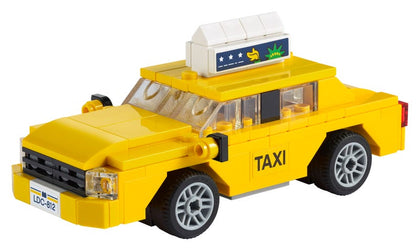 LEGO Creator - Yellow Taxi (40468) Building Toy