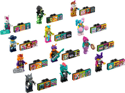 LEGO VIDIYO - Music Video Maker - Bandmates Series 1 (43101) Building Toy