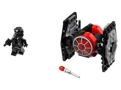 LEGO Star Wars - Microfighters - First Order TIE Fighter Microfighter (75194) Retired Building Toy