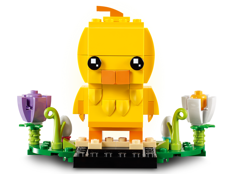LEGO Brickheadz - Easter Chick (40350) Building Toy