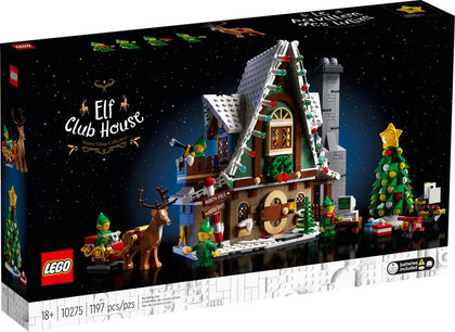 LEGO Creator Expert - Elf Club House (10275) Building Toy