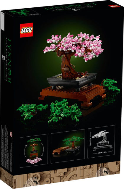 LEGO Creator Expert - Botanical Collection - Bonsai Tree (10281) Exclusive Building Toy