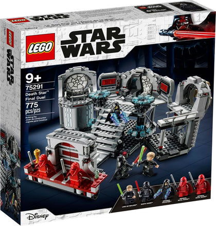 LEGO Star Wars - Death Star Final Duel (75291) Building Toy