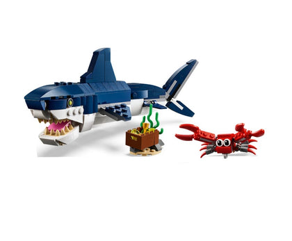 LEGO Creator 3-in-1 - Deep Sea Creatures (31088) Building Toy