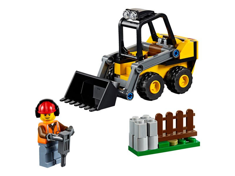 LEGO City - Construction Loader (60219) Building Toy