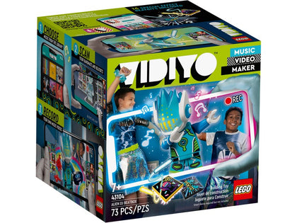 LEGO VIDIYO - Music Video Maker - Alien DJ BeatBox (43104) Building Toy