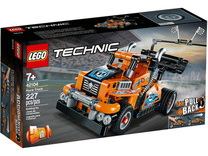 LEGO Technic - Race Truck (42104) Building Toy