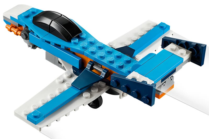 LEGO Creator 3-in-1 - Propeller Plane (31099) Building Toy