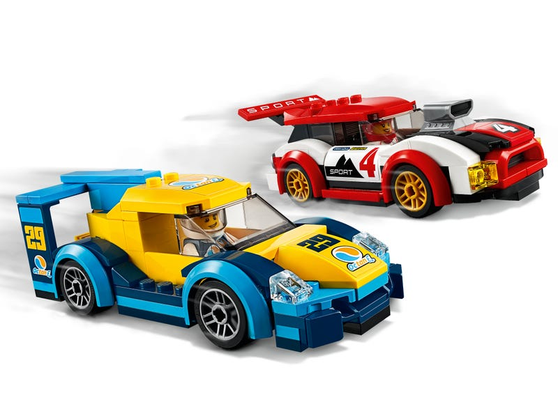 LEGO City - Racing Cars (60256) Building Toy