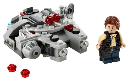 LEGO Star Wars Microfighters - Millennium Falcon Microfighter (75295) Building Toy
