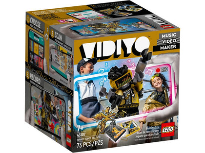 LEGO VIDIYO - Music Video Maker - HipHop Robot BeatBox (43106) Building Toy