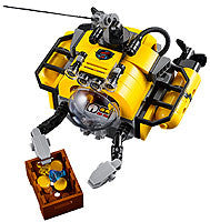 LEGO City - Deep Sea Helicopter (60093)