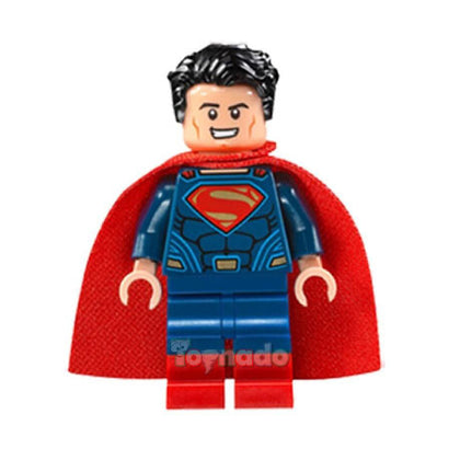 DC Universe - Man of Steel - Superman Minifigure
