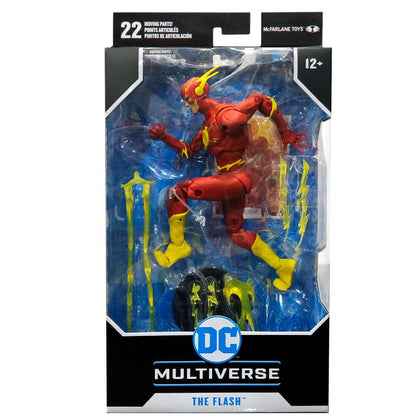 McFarlane Toys - DC Multiverse - The Flash (DC Rebirth) Action Figure