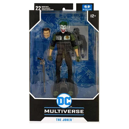 McFarlane Toys - DC Multiverse - The Joker (Batman: White Knight) Action Figure