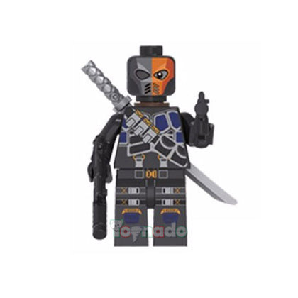 DC Universe - Arrow TV Series - Deathstroke (Slade Wilson) Custom Minifigure