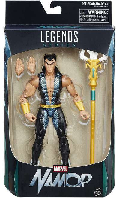 Marvel Legends - Exclusive - Namor 6-Inch Action Figure