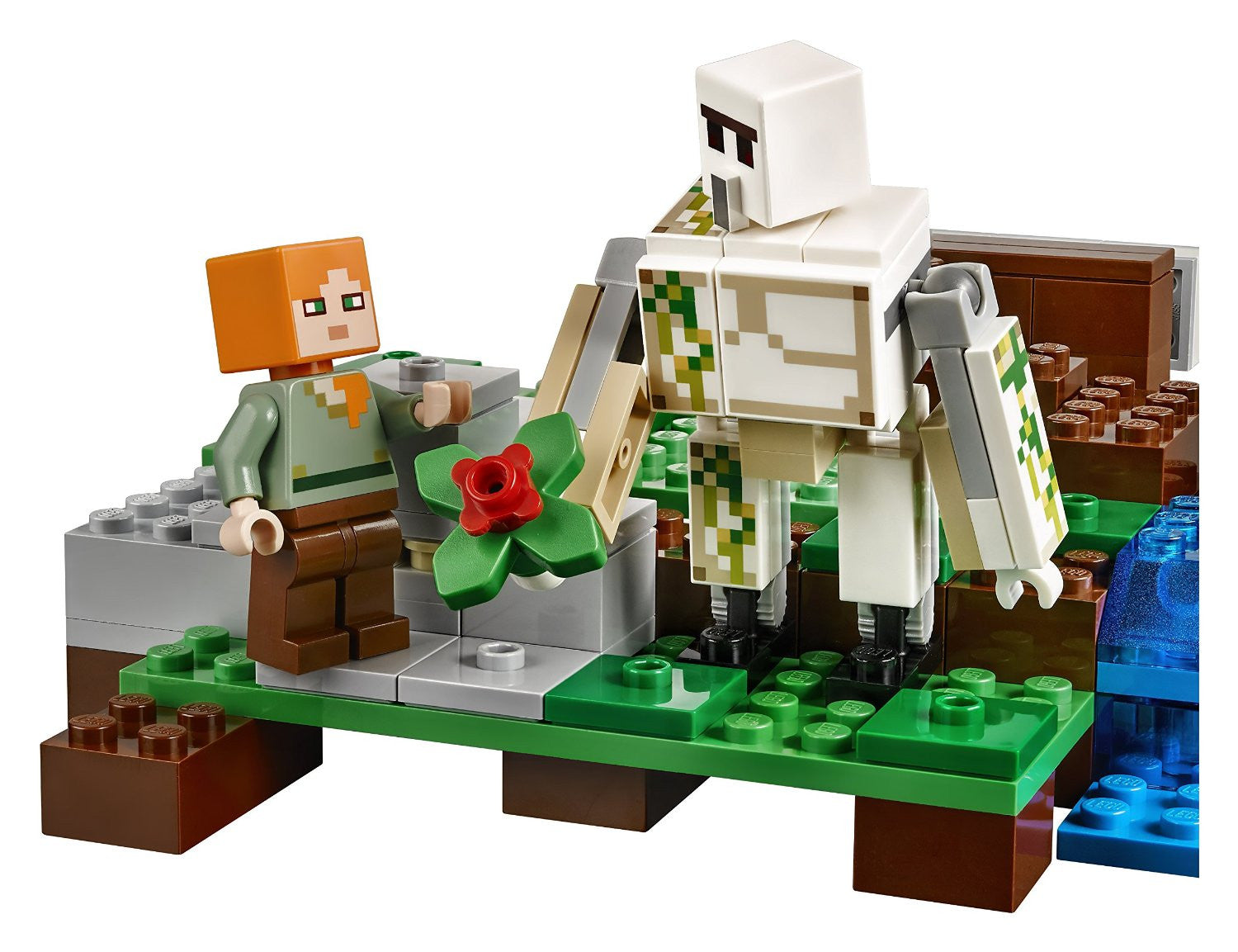 LEGO Minecraft - The Iron Golem (21123)