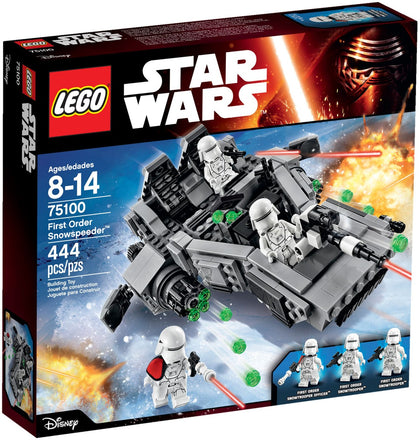 LEGO - Star Wars - First Order Snowspeeder (75100)