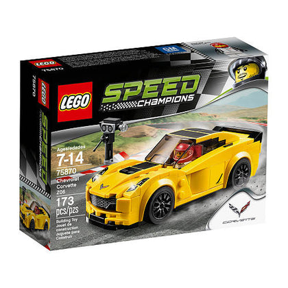 LEGO Speed Champions - Chevrolet Corvette Z06 (75870)