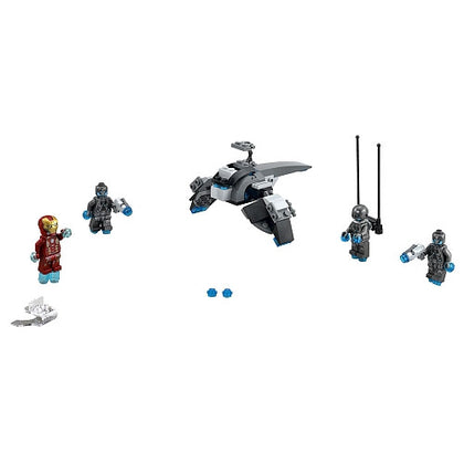 LEGO Marvel Super Heroes - Avengers: Age of Ultron - Iron Man vs. Ultron (76029)