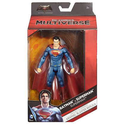 DC Comics Multiverse - Batman v Superman - Superman 6-Inch Action Figure