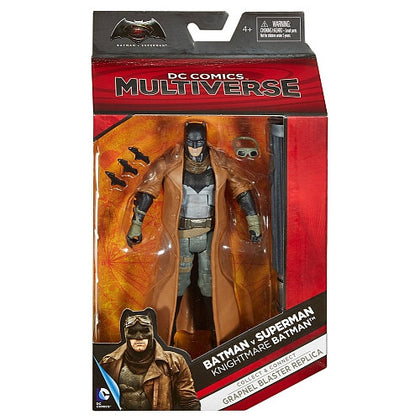DC Comics Multiverse - Batman v Superman - Knightmare Batman 6-Inch Action Figure
