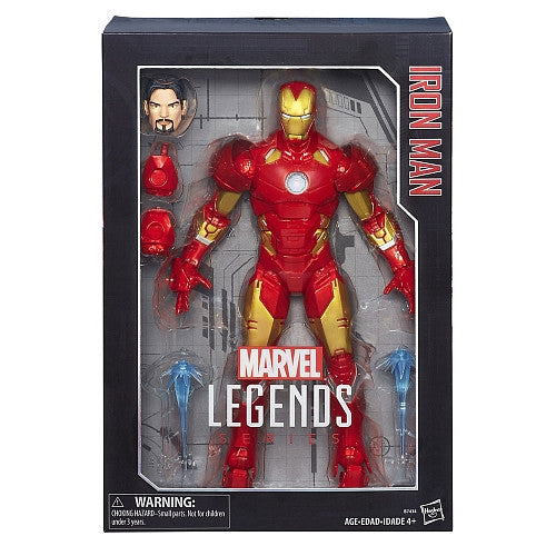Marvel Legends Series - Iron Man 12-Inch Action Figure (B7434)