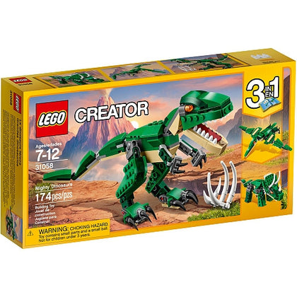 LEGO Creator 3-in-1 - Mighty Dinosaurs (31058) Building Toy