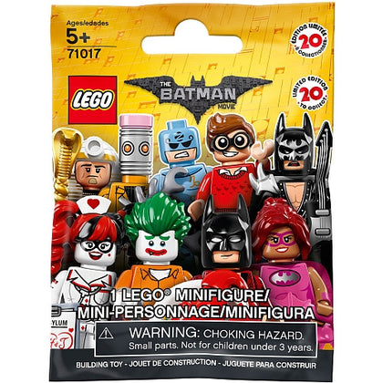LEGO Batman Movie - Minifigure Blind Bag (70917)