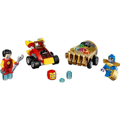 LEGO Super Heroes - Mighty Micros - Iron Man vs Thanos (76072)